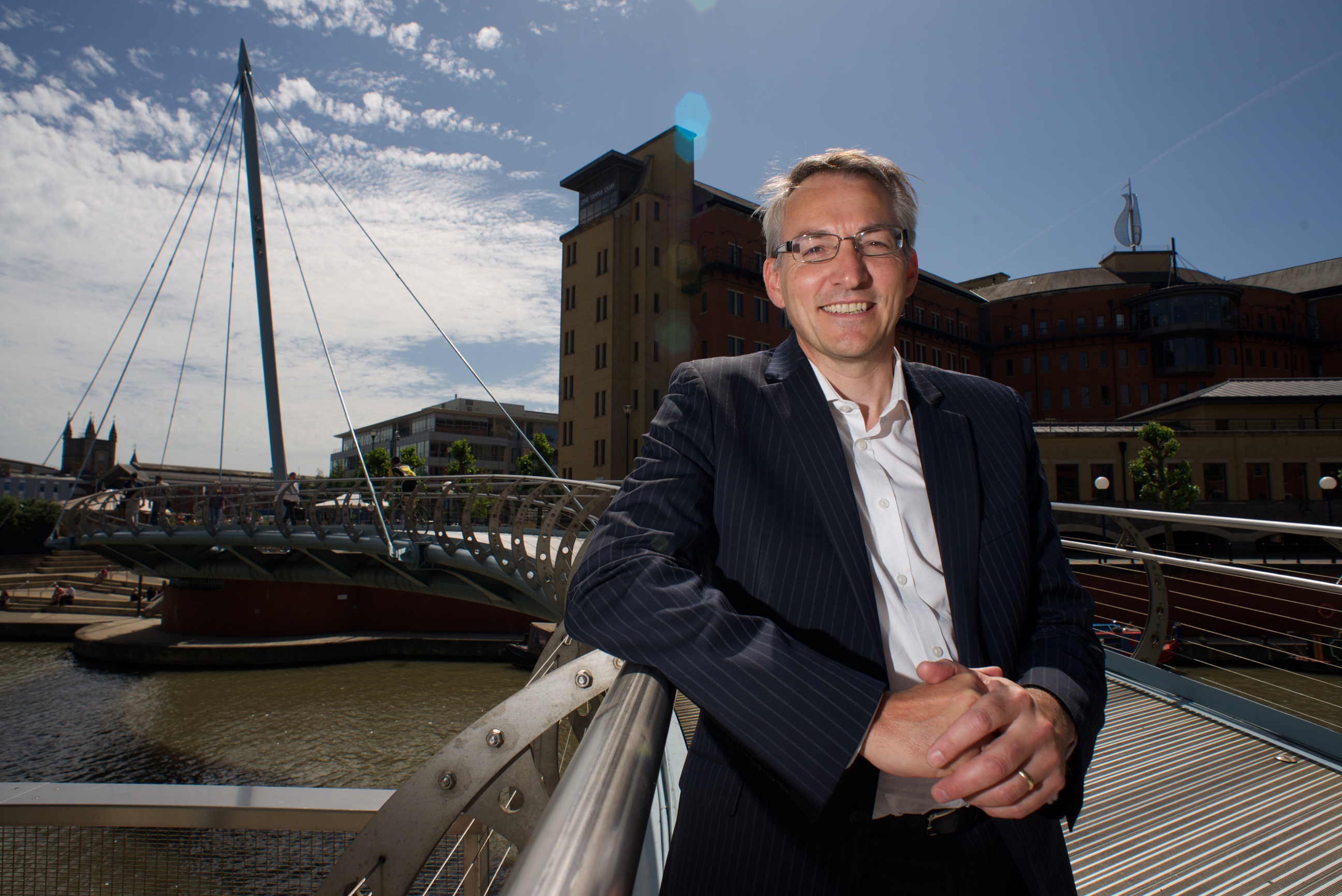 Stuart Pearce, CEO of ESI