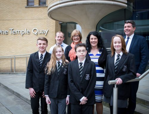 Bank of Ireland & Merchants' Academy: raising aspirations