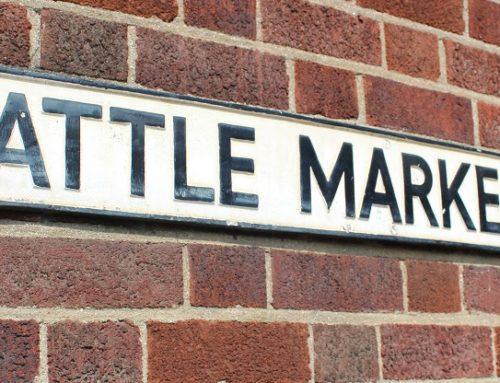 Cattle Market Road opens following improvement works