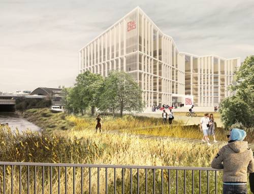 University submits initial plans for new £300 million enterprise campus