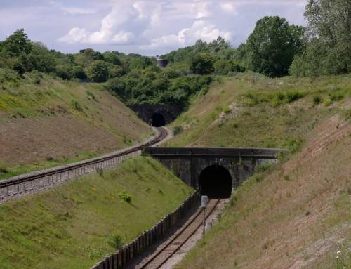 Patchway Tunnels electrification upgrade, 16 June to 6 July