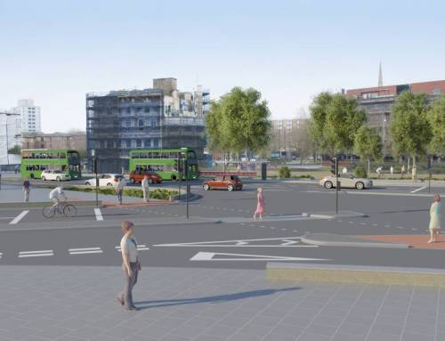 Council apologises for extended Temple Circus roadworks