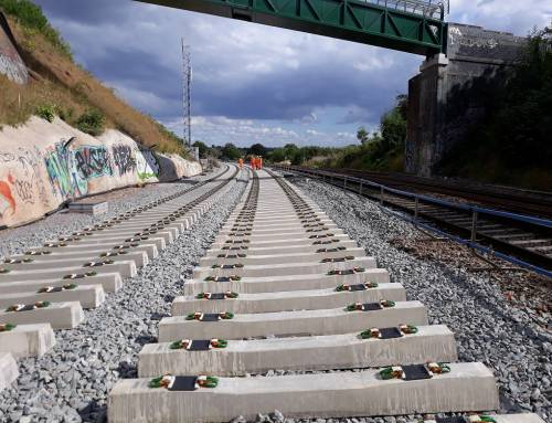 Autumn railway upgrades in the Bristol area