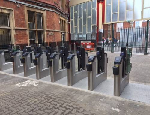 New ticket gates opening at Temple Meads