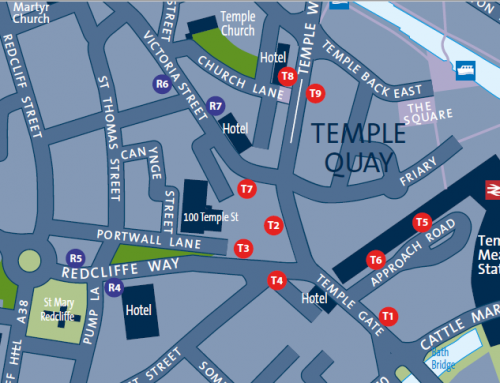 New bus stops to open at Temple Gate this weekend